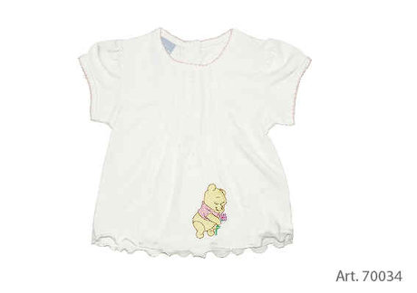 Baby T-shirt, Winnie the Pooh - large image