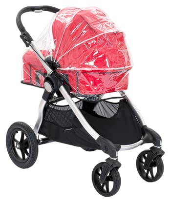 Baby Jogger City Select rain cover for carrycot 2016 - large image