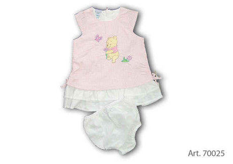 Summer dress, winnie the Pooh - large image