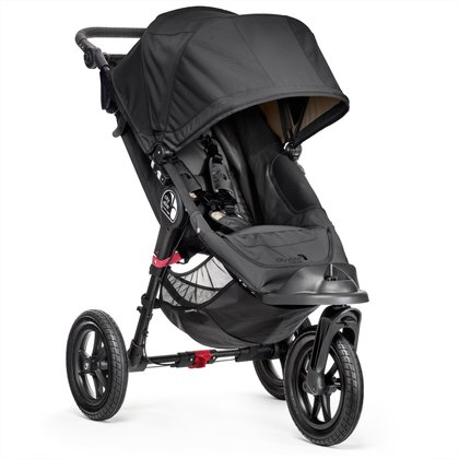 Baby Jogger City Elite ™ 3-wheeler Black 2016 - large image