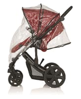 Britax Rain cover for B-SMART - The Britax rain cover for B-SMART protects your baby from the wind and rain