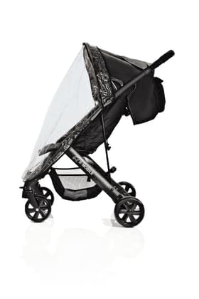 Britax Rain cover for B-Mobile - The Britax rain cover for B-SMART protects your baby from the wind and rain