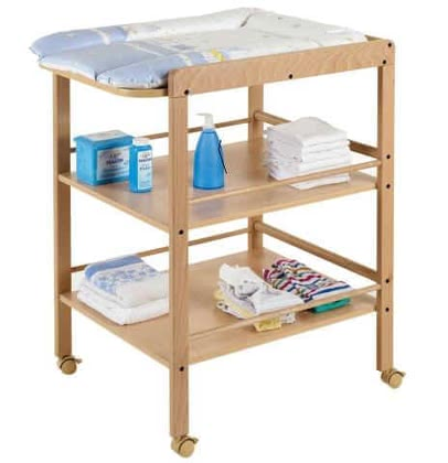 Geuther Changing Table Clarissa - 大图像