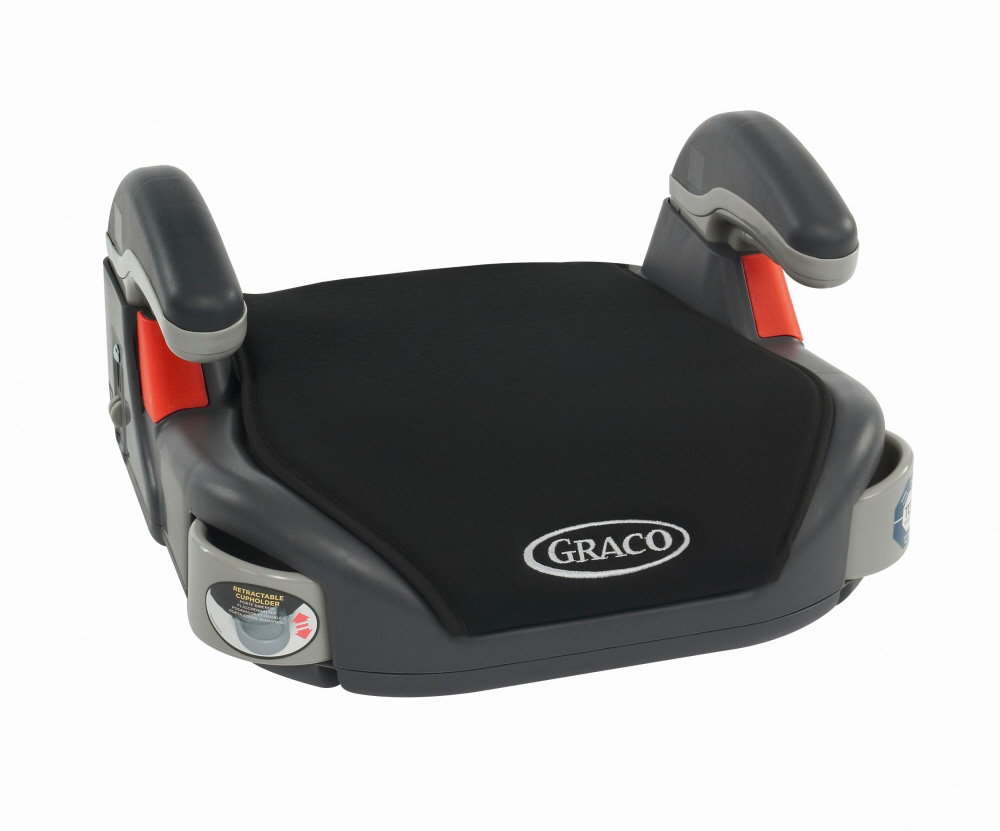 graco booster seat booster basic buy at kidsroom car seats. Black Bedroom Furniture Sets. Home Design Ideas