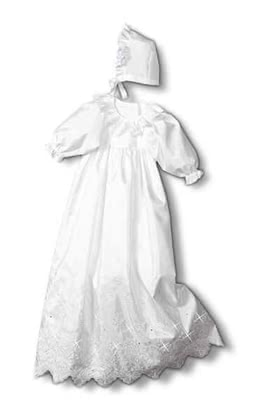 "Leipold christening gown ""Gloria"" - large image"