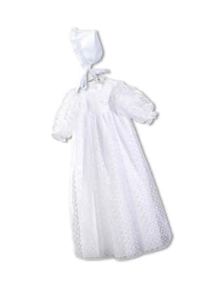 "Leipold christening gown ""Crystal"" - large image"