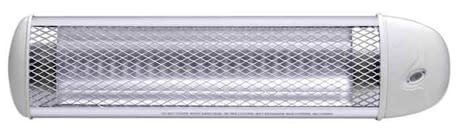 Reer changing unit radiant heater with automatic shut off 2014 - large image