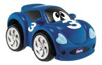 Chicco Turbo Touch -  The great and witty Turbo Touch sports car by Chicco are just right for small sports car fans.