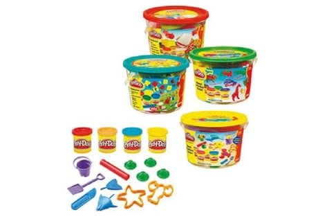 Play-Doh fun-bucket 2014 - large image