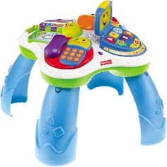 Fisher Price Learning Fun Table 2014 - large image
