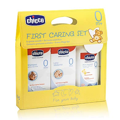 "Chicco Gift Box ""First Caring Set"" - large image"