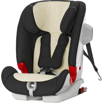 Britax Römer Keep Cool Cover for Group 1-2-3 Child Car Seats with Headrest - * The Römer Keep Cool Cover absorbs excess body heat and is suitable for much Römer car seats