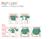 Popolini nappy set - UltraFit Organic - large image 3