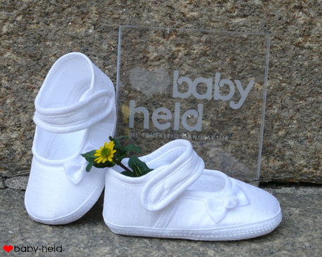 "Baby-Held christening shoes ""Xupido"" - large image"