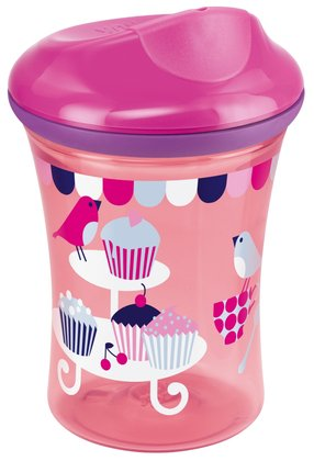 NUK Easy Learning Vario Cup, 250ml Violett 2017 - Großbild