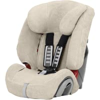 Britax Römer Summer car seat cover Evolva 1-2-3 & Evolva 1-2-3 Plus - The Römer summer cover is highly absorbent and suitable for the child car seat Evolva 1-2-3 & Evolva 1-2-3 Plus