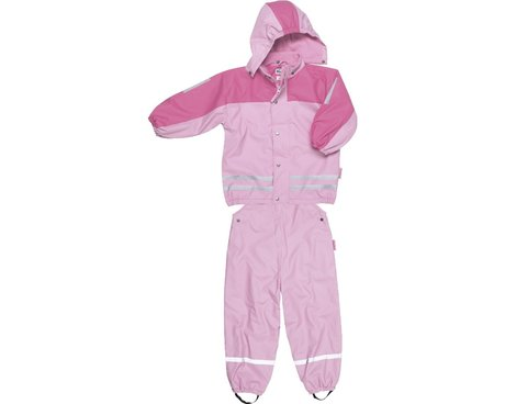 Playshoes rain suit with fleece lining 2016 - large image
