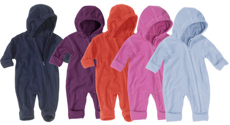 Playshoes Fleece-Overall - Großbild