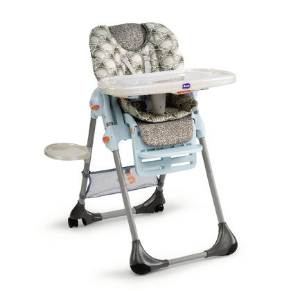 Chicco high chair Polly 2 in 1, 2012 Chick to Chick - large image