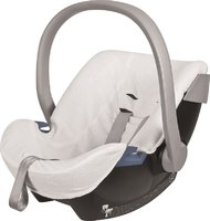 Cybex Summer cover for infant carrier Aton - The Cybex summer cover is ideal in warm weather and is suitable for the baby car seat Aton and Aton 2