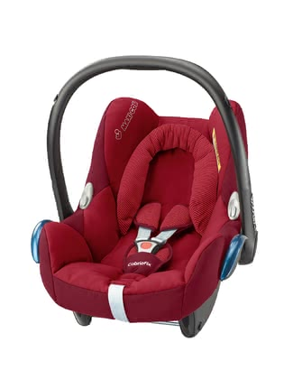 Maxi-Cosi Infant carrier Cabriofix Robin Red 2017 - large image