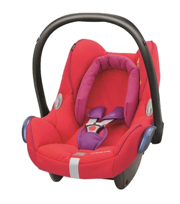 Maxi-Cosi Cabriofix 嬰兒提籃 - The Maxi-Cosi Baby car seat Cabriofix is easy to use, with virtually every combination stroller and in our baby shop in all colors available