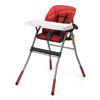 Chicco High Chair Jazzy Red Wave 2013 - large image 1