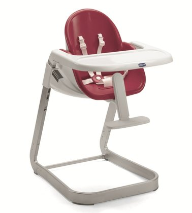 Chicco High Chair I-Sit Rot 2014 - Image de grande taille
