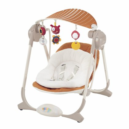 Balancelle Polly Swing, par Chicco Orange 2015 - Image de grande taille