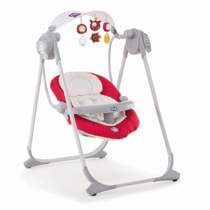 Chicco Polly Swing Up Paprika 2019 - Image de grande taille