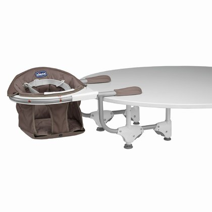 Chicco 360° 桌邊餐椅 - The Chicco Table Seat 360° is the only table seat which can rotate through 360°