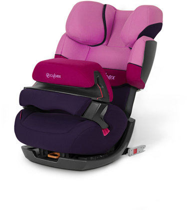Cybex Kindersitz Pallas-Fix - Sportoptik 2012 Candy Colours-pink - Großbild