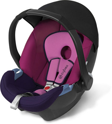 Cybex Babyschale Aton Basic - Sportoptik 2012 Candy Colours-pink - большое изображение