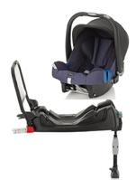 Britax Römer Baby-Safe Plus SHR II Trendline including Isofix Base
