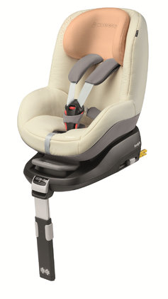 Maxi Cosi car seat Pearl 2012 Natural Bright - большое изображение