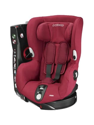 Maxi-Cosi Child car seat Axiss - The Maxi-Cosi Axiss car seat can be turned 90 degrees to the right or left, thus facilitating the entry and exit