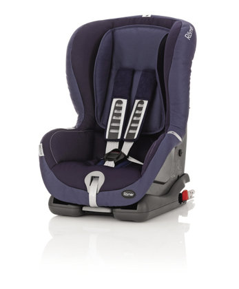 Römer car seat Duo Plus Trendline 2012 Nick - большое изображение