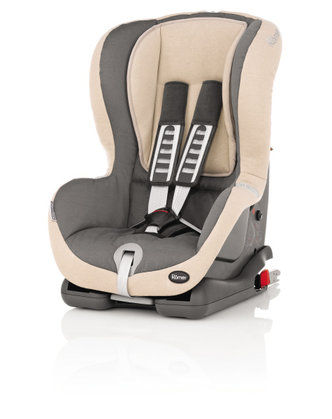 Römer car seat Duo Plus Highline 2012 Organic Nature - большое изображение