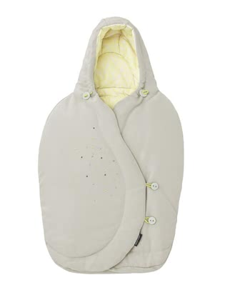 Maxi-Cosi Foot muff for infant carrier - The Maxi-Cosi footmuff is ideal for the baby seat Pebble and keeps your child cuddly warm