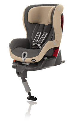 Römer car seat Safefix Plus Highline 2012 Organic Nature - большое изображение