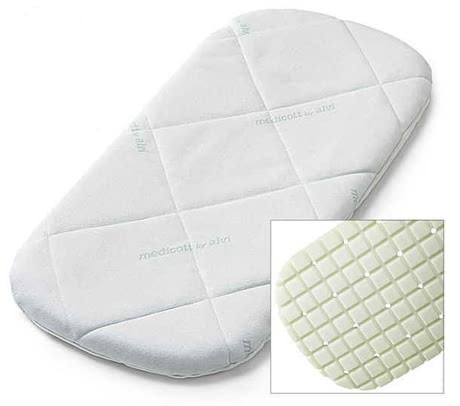 Teutonia Cold foam mattress for Soft and Vario-Plus carrycot - The Teutonia cold foam mattress provides an ideal laying comfort and is suitable for the Teutonia carrying bag Soft and Vario-Plus