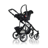 ABC Design Mamba incl. sport seat and hard carrycot 2012 anthracite-black - 大图像 3