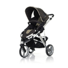 ABC Design Cobra incl. sport seat and hard carrycot 2012 sand-dark brown - 大图像 1