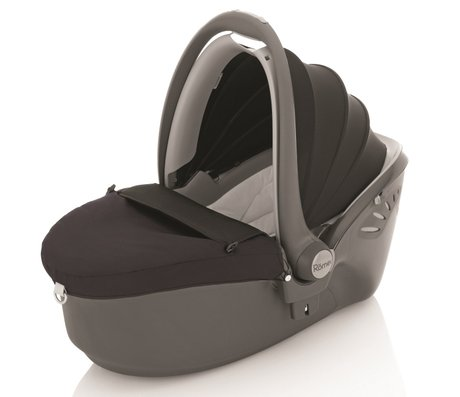 Römer Baby-Safe Sleeper Black Thunder 2015 - Großbild