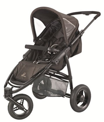 Quinny Speedi-Set stroller Fast Brown 2015 - large image