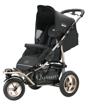 Quinny Freestyle 3XL Comfort Black 2013 - 大图像