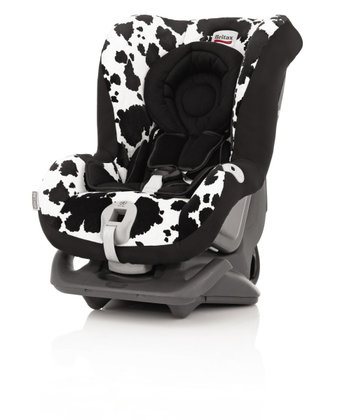 Britax RÖMER Kindersitz  First Class Plus Highline 2012 Cowmooflage - Großbild