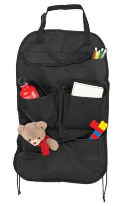 Britax Römer Car backrest organizer bag - The Römer Seat Organizer provides much storage and keeps your car seats cleanly