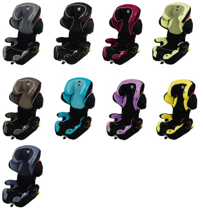 Kiddy car seat cruiserfix pro 2012 Capt´n Sharky - большое изображение