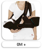 Cybex baby carrier first GO 2012 Brown Sugar-brown - large image 2